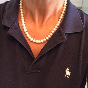 Jewelry - Genuine freshwater pearl necklace